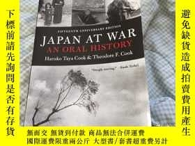 二手書博民逛書店Japan罕見at War: An Oral History口述