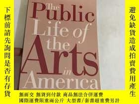 二手書博民逛書店The罕見Public Life of the Arts in