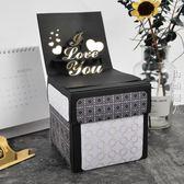 成品爆炸盒子diy手工驚喜創意生日禮物表白告白盒子