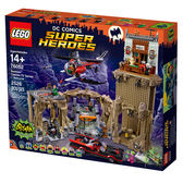 LEGO樂高 SUPER HEROES 超級英雄系列 Batman™ Classic TV Series – Batcave_LG76052