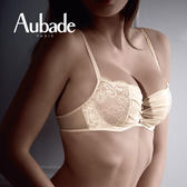 Aubade-熱情墨西哥B-D蕾絲薄襯內衣(牙白)AD