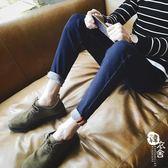 牛仔褲 - 牛仔褲男青年修身小腳褲彈力休閑男褲長褲子【韓衣舍】