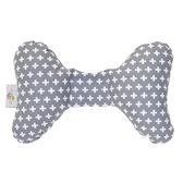 Baby Elephant Ears 寶寶護頸枕 - 白色十字