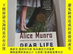 二手書博民逛書店Alice罕見Munro DEAR LIFE:愛麗絲門羅親愛的生活Y212829