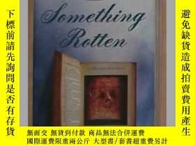 二手書博民逛書店英文原版罕見Something Rotten by Jasper