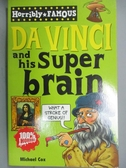 【書寶二手書T2/原文書_JML】Dead Famous: Leonardo Da Vinci and His Supe