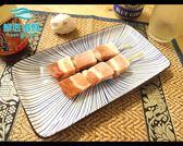 【鮮匠海鮮】【五花肉串】1盒8支(原味),中秋烤肉必備