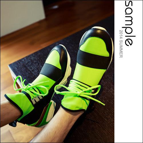 現貨 球鞋韓國製,科技感軟網繃帶球鞋【SA9109】