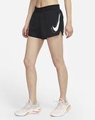 NIKE Dri-FIT Swoosh Run 女款 短褲 黑色 DD4924010 【KAORACER】