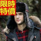 針織帽與眾不同魅力-韓版潮流戶外加厚男護耳帽2色64b34【巴黎精品】