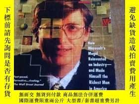 二手書博民逛書店Gates:罕見How Microsoft s Mogul Reinvented an Industry-And