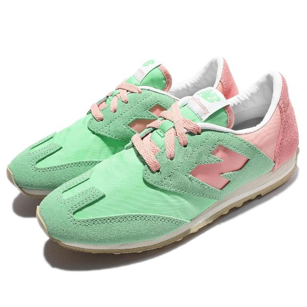 【五折特賣】New Balance 復古慢跑鞋 CCSS D 粉綠 粉紅 麂皮 粉色系 運動鞋 女鞋【PUMP306】 CCSSD