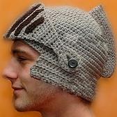 針織毛帽-韓版獨特戰士口罩帽男帽子2色73if15【時尚巴黎】