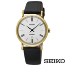 SEIKO/ 精工 SXB432J1 (7N89-0AY0K) Premier 時尚 女錶/ 金色