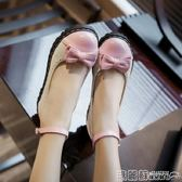 娃娃鞋 日系原宿圓頭鞋洛麗塔lolita軟妹公主cos女鞋厚底可愛學生鞋少女  瑪麗蘇