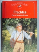 【書寶二手書T9/原文小說_OTS】Freckles_Gene Stratton Porter