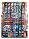 挖寶二手片-B03-004-正版DVD-動畫【龍騎士 01-09 全集】-套裝 國日語發音
