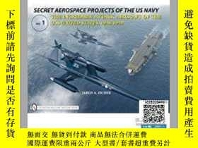 二手書博民逛書店【罕見】Secret Aerospace Projects of