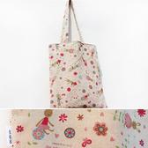 帆布袋 手提包 帆布包 手提袋 環保購物袋--手提/單肩【SPL037】 BOBI  08/24