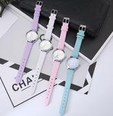 手錶  兒童手錶女孩 防水學生可愛電子錶數字式韓版簡約小孩卡通石英錶  維多原創
