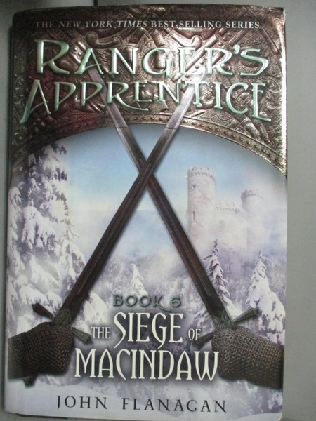 【書寶二手書T8/原文小說_MGH】The Siege of Macindaw: The Siege of Macind