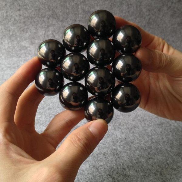 12顆直徑25mm 圓形磁力球  保健益智 軍工級鐵氧體巴克球 全館免運