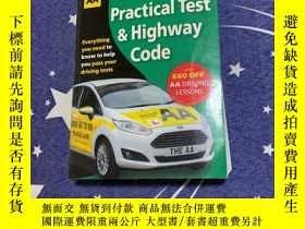 二手書博民逛書店Theory罕見test, practical test & Highway Code : everything