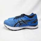 ASICS GEL-NIMBUS 22代 男款 慢跑鞋 4E寬楦 1011A682405 藍【iSport愛運動】