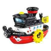 TOMICA 多美小汽車 米奇蒸氣船造型小汽車 【鯊玩具Toy Shark】