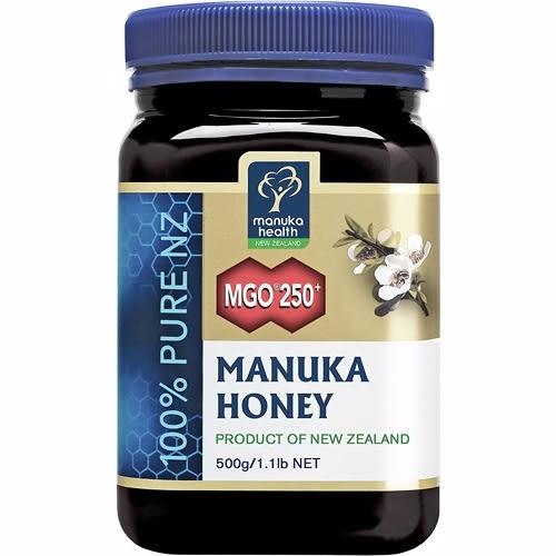 【蜜紐康manuka health】麥蘆卡蜂蜜 MGO™250+ 500g