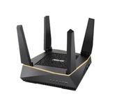 ASUS 華碩 RT-AX92U WiFi 6 雙頻 Gigabit 無線路由器【刷卡分期價】
