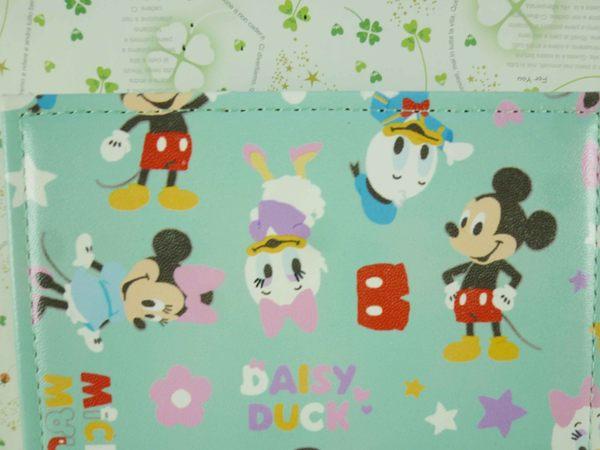 【震撼精品百貨】Micky Mouse_米奇/米妮 ~三折鏡-米奇藍色