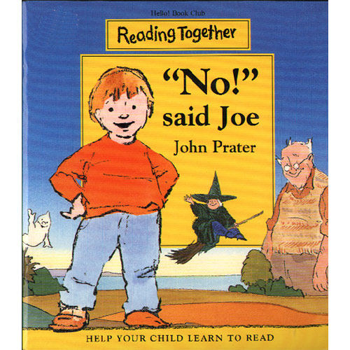 【Reading Together】No! said Joe(1Book + 1CD)