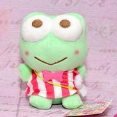 大眼蛙 玩偶 日本正版品