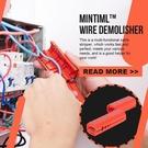 Mintiml Wire Demolisher新款剝線器旋轉電纜剝皮器 全館新品85折