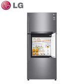 好禮送【LG樂金】525L變頻上下門冰箱GN-DL567SV
