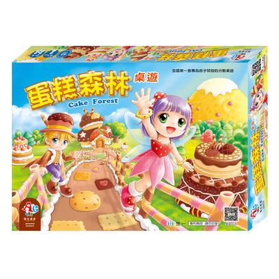 【桌上遊戲】蛋糕森林 Q18107 世一 (購潮8)