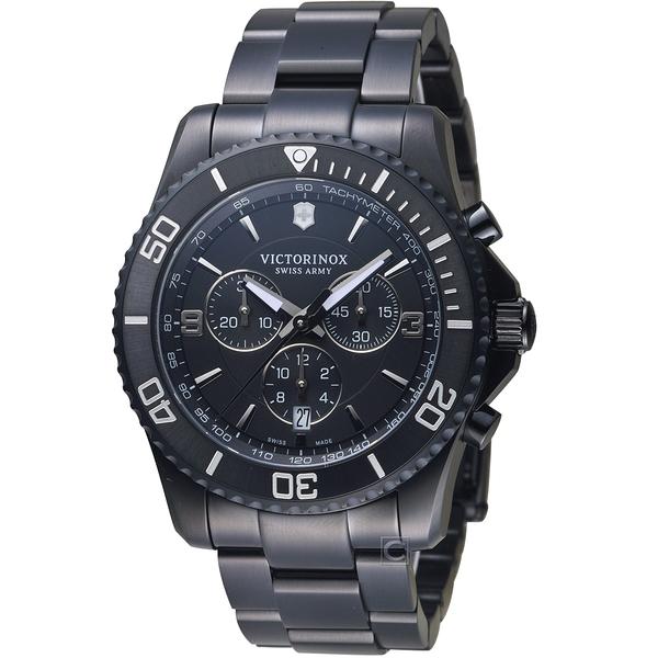 VICTORINOX SWISS ARMY瑞士維氏Maverick計時腕錶    VISA-241797
