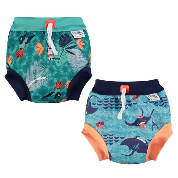 英國 Close Pop-in 游泳尿布褲(蜂鳥/魟魚)0~3歲+