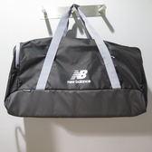 New Balance 旅行袋 外出收納袋 NTBMHLD8BKW 黑色 62x33x29cm【iSport愛運動】