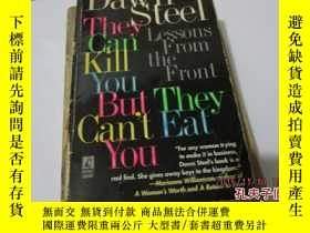 二手書博民逛書店They罕見Can Kill You But They Cant