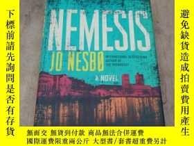 二手書博民逛書店罕見Nemesis(英文原版精裝本)6886 Jo Nesbo