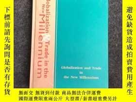 二手書博民逛書店Globalization罕見and Trade in the