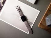 Alto Apple Watch 皮革錶帶 42/44mm - 礫石灰 Apple Watch 6/ SE 適用