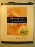 二手書博民逛書店《Core Principles and Applications in Corporate Finance》 R2Y ISBN:9780071107334