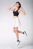 【ATEMPO】UCG 都會風系列 女款 都會風短裙  附內膽褲 白色/藍格紋/紫格紋