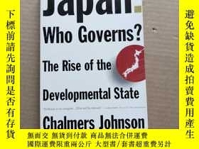 二手書博民逛書店Japan:罕見Who Governs?: The Rise Of The Developmental State