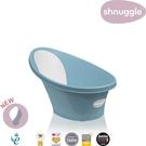 【英國Shnuggle】月亮澡盆2021(台灣總代理公司貨),一個人輕鬆幫寶寶洗澡 冰雪藍