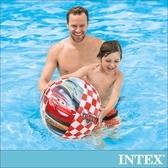 INTEX麥坤CARS-沙灘球61cm(58053)