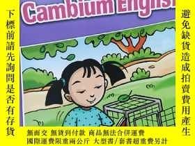 二手書博民逛書店conversation罕見cambium english 2-bY16663